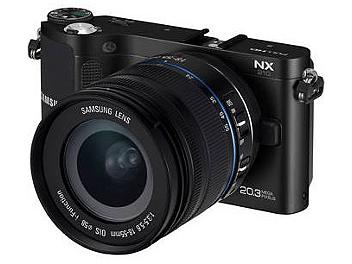 Samsung NX210 Mirrorless Camera with Samsung 18-55mm Lens