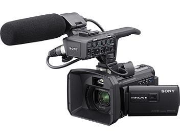Sony HXR-NX30 NXCAM AVCHD Camcorder PAL