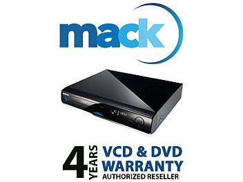 Mack 1204 2 Year DVD International Warranty (under USD2500)