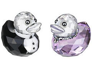 Swarovski 1096733 Sir and Lady Duck