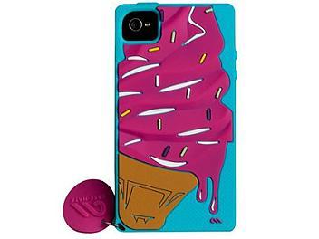 Case Mate CM019528 Drip Ice Cream Cone Case for iPhone 4/4S