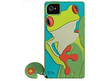 Case Mate CM019531 Green Tree Frog Case for iPhone 4/4S