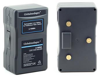 Globalmediapro Li190BA Gold Mount Li-ion Buddy Battery System 190Wh