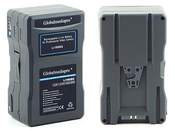 Globalmediapro Li190BS V-Mount Li-ion Buddy Battery System 190Wh