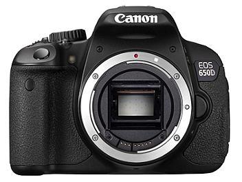 Canon EOS-650D DSLR Camera Body