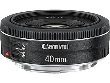 Canon EF 40mm F2.8 STM Pancake Lens