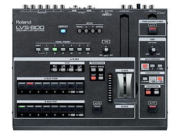Edirol LVS-800 Video Mixer