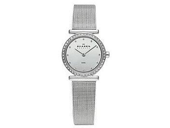 Skagen 108SSS1 Steel Ladies Watch