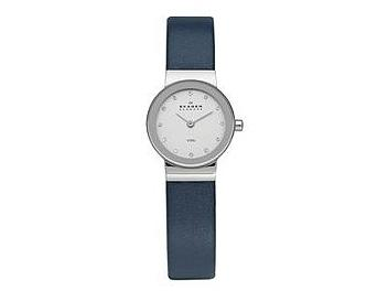Skagen 358XSSLN Steel Ladies Watch