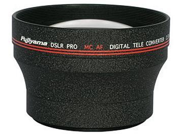 Fujiyama T25-67BTO 67mm 2.5x Tele Converter Lens