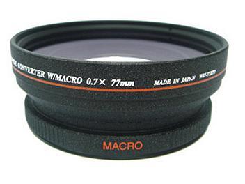 Fujiyama W07-77BTO 77mm 0.7x Wide Angle Converter Lens