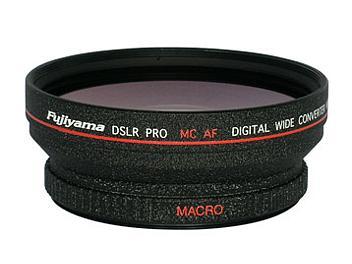 Fujiyama W05-67BTO 67mm 0.5x Wide Angle Converter Lens