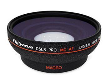 Fujiyama W05-58BTO 58mm 0.5x Wide Angle Converter Lens