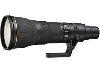 Nikon 800mm F5.6E AF-S FL ED VR Nikkor Lens