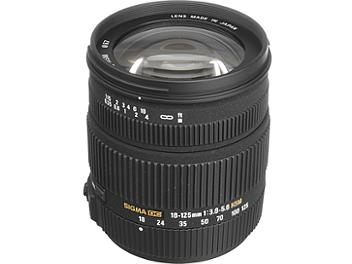 Sigma 18-125mm F3.8-5.6 DC OS HSM Lens - Sony Mount