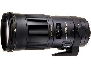 Sigma APO Macro 180mm F2.8 EX DG OS HSM Lens - Pentax Mount
