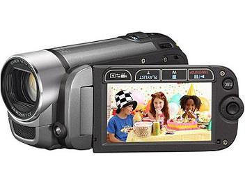 Canon FS405 SD Camcorder PAL - Black
