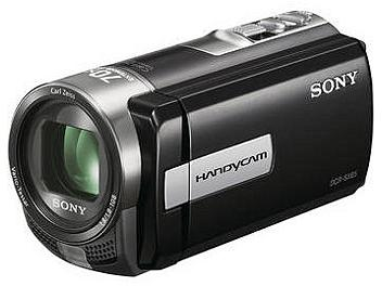 Sony DCR-SX65E Flash Memory Camcorder PAL - Black
