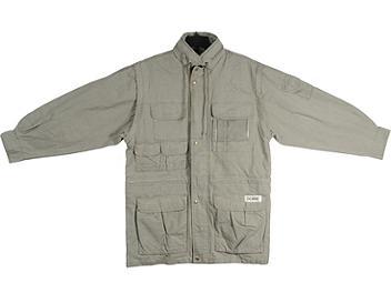 Domke 735-001 PhoTOGS Convertible Jacket Small - Khaki