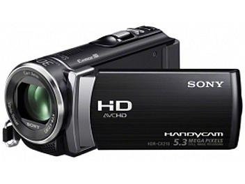 Sony HDR-CX210E Handycam Camcorder PAL
