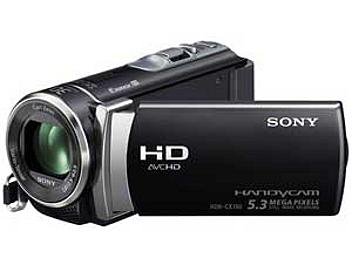 Sony HDR-CX190E HD Flash Memory Camcorder PAL