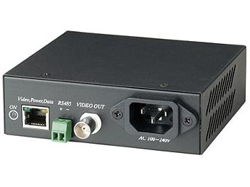 Globalmediapro SHE TTA111VPDR 1-Port Video, Power, Data Receiver With DC High Power Supply
