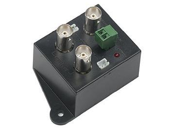 Globalmediapro SHE CD102 1x2 Video Distributor / Amplifier