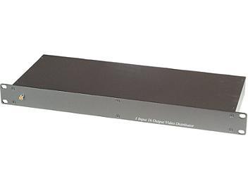 Globalmediapro SHE CD116 1x16 Video Distributor / Amplifier