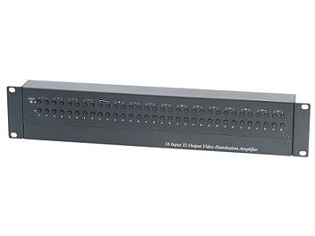Globalmediapro SHE CD1632A 16x32 Video Distributor / Amplifier