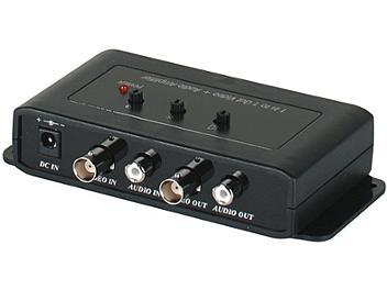 Globalmediapro SHE CA101A Video & Audio Amplifier / Repeater