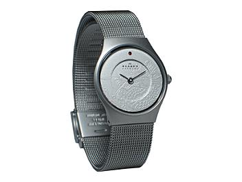 Skagen 233XSSS1-DR Dragon Year Silver-tone Ladies Watch