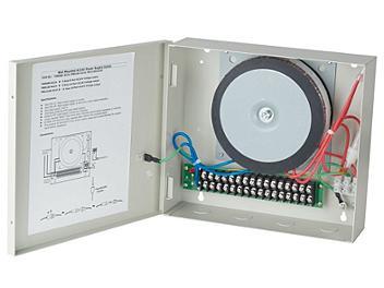 Globalmediapro SHE PW816S-AC24 8-Amp 16-Port AC24V Wall Mount Type Power Supply