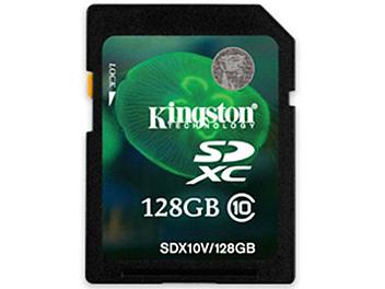 Kingston 128GB Class-10 SDXC Memory Card