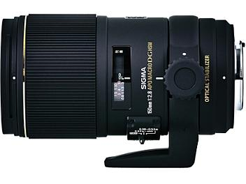 Sigma APO Macro 150mm F2.8 EX DG OS HSM Lens - Sigma Mount