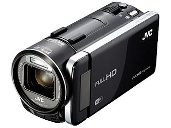 JVC Everio GZ-GX3 HD Camcorder PAL - Black