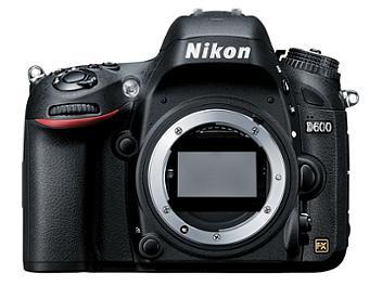 Nikon D600 DSLR Camera Body