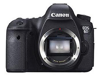 Canon EOS-6D DSLR Camera Body