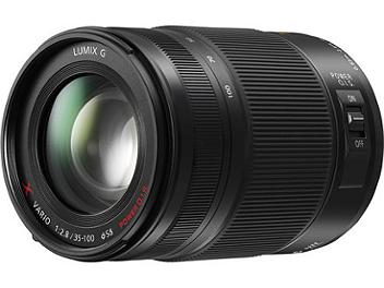 Panasonic 35-100mm F2.8 H-HS35100 Lens - Micro Four Thirds Mount