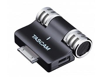 Tascam iM2 Stereo Microphone for Apple - Black