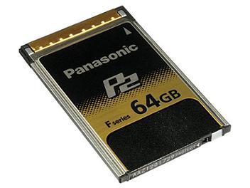 Panasonic AJ-P2E064FG P2 Memory Card 64GB (pack 2 pcs)