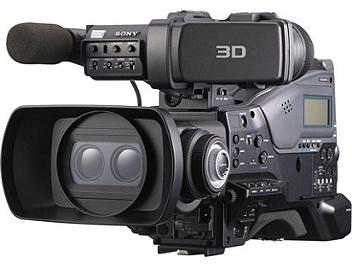 Sony PMW-TD300 XDCAM EX 3D Camcorder