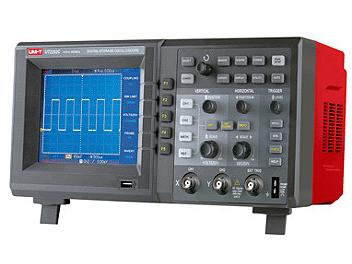 UNI-T UT2202C Digital Storage Oscilloscope 200MHz