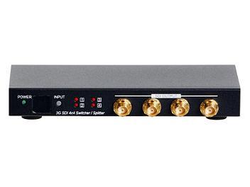 Globalmediapro SM-2C 4x4 HD-SDI Switcher