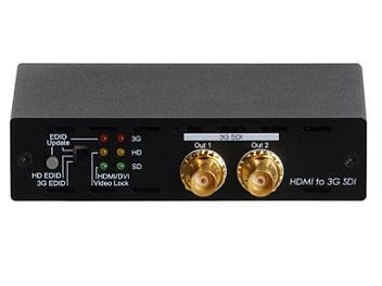 Globalmediapro S-104 HDMI to 2 x HD-SDI Converter