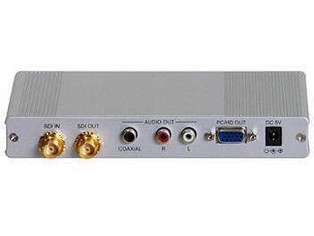 Globalmediapro SVGA-101 HD-SDI to VGA Converter