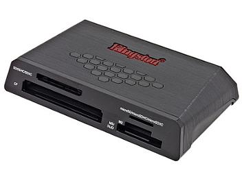 Kingston USB 3.0 FCR-HS3 Memory Card Reader (pack 2 pcs)