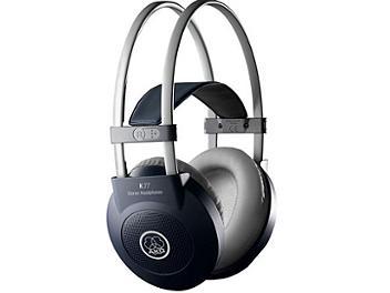 AKG K77 Pro Circumaural Closed-Back Stereo Headphones