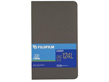 Fujifilm D5001-124L D-5 Format Digital Cassette (pack 5 pcs)