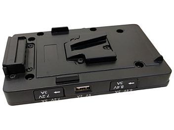 Globalmediapro VLP-U V-Mount to DC Multi-Voltage Converter