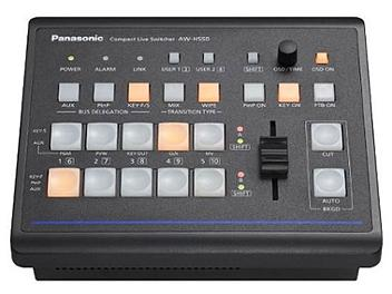 Panasonic AW-HS50 Compact HD/SD Video Mixer